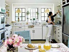 I like this kitchen!