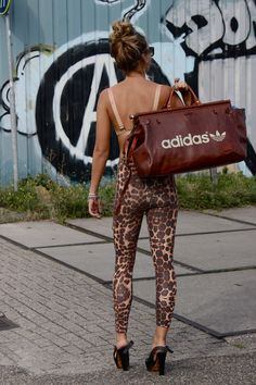 Adidas bag + leopard leggings. Get irresistible discounts up to 30% Off at Adidas using Promo Codes.