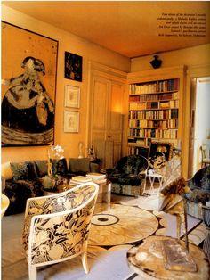 office of the late Henri Samuel