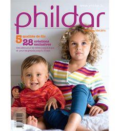 Catalogue Layette Phildar Pitchoun N°105 - 6.10euros