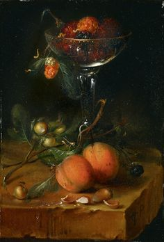 Catharina Treu, FRUIT STILL LIFE, Auction 929 Old Masters, Lot 1370
