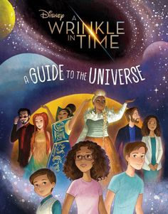 A Wrinkle in Time: A Guide to the Universe (Hardcover)