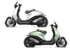 Scooter Design, Motorbike Design, Concept Motorcycles, Cars And Motorcycles, Bike Sketch, Scooter Motorcycle, Industrial Design Sketch, Transportation Design, Automotive Design