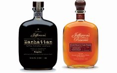 Cellar Trends adds limited edition Jefferson's bourbons