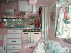 Pink Shasta kitchen <3
