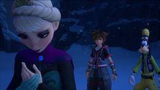Disney's FROZEN in Kingdom Hearts III