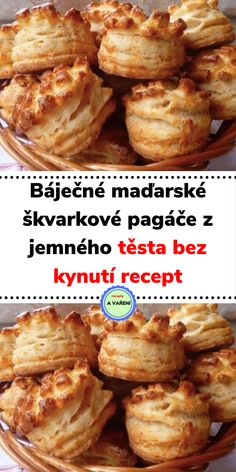 Slovak Recipes, Czech Recipes, Savoury Baking, Bread And Pastries, A Table, Ham, Food And Drink, Cooking Recipes, Diet