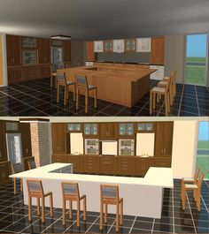 Mod The Sims - Patio Kitchen