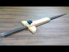 Woodworking Hand Tools, Wood Tools, Diy Tools, Makita Sp6000, Drafting Tools, Homemade Tools, Metal Working, Diy Furniture, Workshop