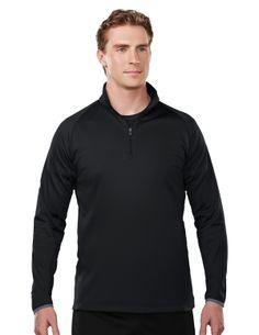 Men's Fleece Long Sleeve Ultra Cool Jacket (100%Poly). Tri mountain 7355 #Ultracool #Fleece #Jacket