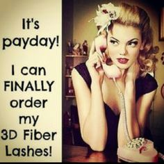 It's payday! What are you waiting for?! Help me reach my 1st months goal and order your 3D mascara!!! #sasslash #bossbabe #girlscantoo #beauty #makeup #younique #3Dlash #goals #reachforthestars #knockknock #opportunity #payday #beyounique #beautiful