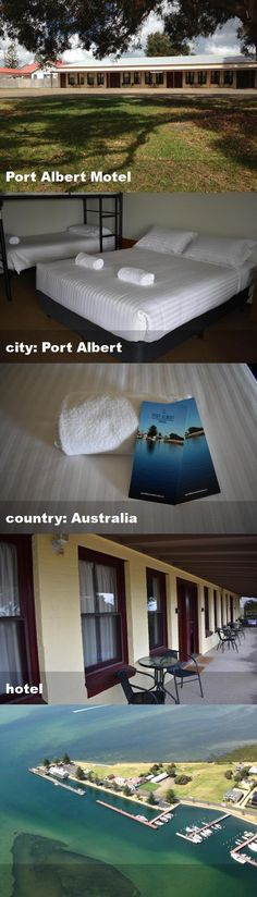 Port Albert Motel, city: Port Albert, country: Australia, hotel Australia Hotels, Motel, Tour Guide, Tours, Country, City, Outdoor Decor, Home Decor, Decoration Home