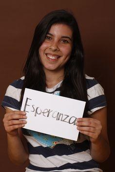 Hope,MónicaGonzález,Estudiante,México.
