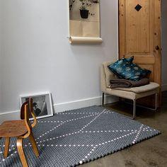 200x150 Carpet - Grey/Pink by Scholten & Baijings for HAY | MONOQI #bestofdesign
