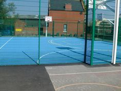 Specialist Installers of MUGA Fencing