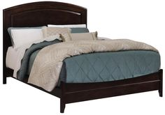 Alston Queen Panel Bed by Kincaid Furniture