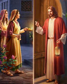 Bible Images, Bible Pictures, Trust In Jesus, Jesus Is Lord, Tb Joshua, Revelation 3, Jesus Return, Pictures Of Jesus Christ, Christian Pictures