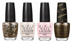 Oz - The Great and Powerful, Nail Polishes, OPI