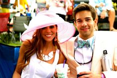 this will be me and my future hubby at the Kentucky Derby