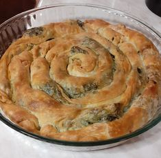Spanakopita, Apple Pie, Food And Drink, Fruit, Ethnic Recipes, Desserts, Tailgate Desserts, Deserts, Postres