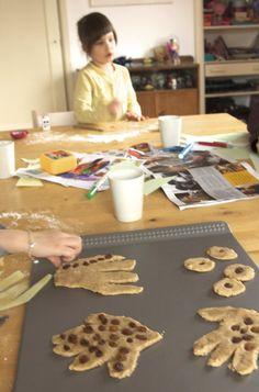 Handkoeken / Hand-cookies