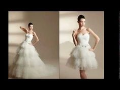 Wedding Dresses: Two In One Wedding Dresses from OuterInner