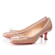 Marcia Balla 45mm Nude Patent Leather