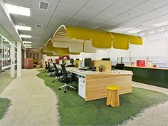 Sancal cultivates its new office space!