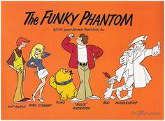 Fantasminha Legal / The Funky Phantom #nostalgia