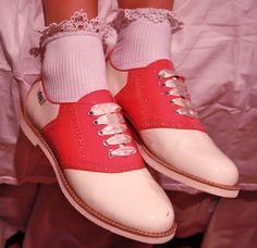 school girl frilly socks