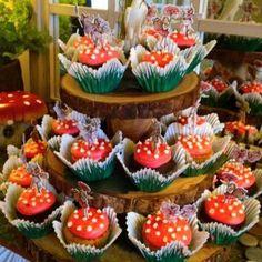 Gluten Free Vegan Nut & Soy Free-Fairy Mushroom Cupcakes for a fairy themed birthday party#glutenfreenashville #vegan #veganfood #vegansofig #veganfoodporn #veganfoodshare #dedicatedglutenfree #dedicatedpeanutfree #soyfree #nutfree #cupcakes #fairytail #natural #nofilter #mushroom #creative #local #special #custom #nashvegan #glutenfreevegan #glutenfreenashville by thewildmuffin_glutenfreebakery