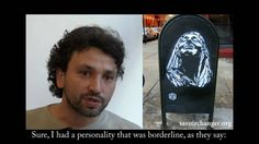 Faire+de+l'adversité+une+opportunité+:+magistrale+démonstration+de+C215 A great interview of French street artist C215,  a self-made man, he explains, among other, how the birth of his daughter was an epiphany which led him to turn his until then borderline psyche into an asset