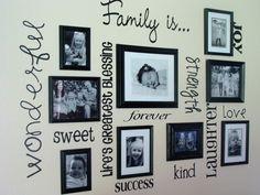 Adorable wall decor