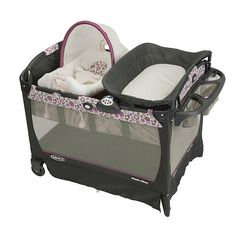 "Graco Pack 'n Play Playard with Cuddle Cove Removable Seat - Alexis - Graco  - Babies""R""Us"