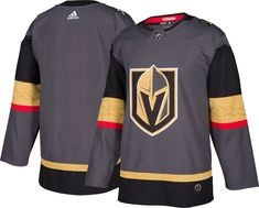 adidas Men s Vegas Golden Knights Authentic Pro Home Jersey 6f18348a9