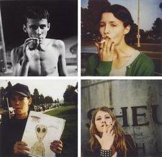 Ed Templeton - Teenage Smokers