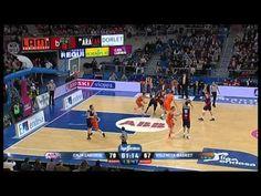 Caja Laboral v Valencia (79-75) Liga Endesa Spanish ACB Basketball Highlights [03/02/13]