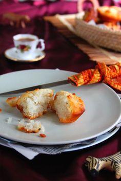 Vegan Vitumbua - Tanzanian Doughnuts