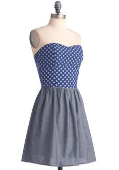 Feeling Finals Dress, #ModCloth