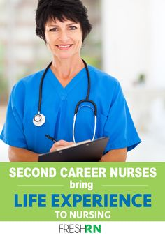 There are challenges with nursing as a second career, but that doesn\'t mean they cannot be overcome. Second Career Nurses Bring Life Experience to the Nursing Profession.