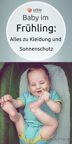 Der erste Frühling mit Baby wird unvergesslich! Doch was brauchen die Kleinen bei Wechselwetter und Frühlingsluft? Wir verraten dir, was jetzt wichtig ist – von Kleidung bis Sonnenschutz. #babyimfruehling #fruehling #baby