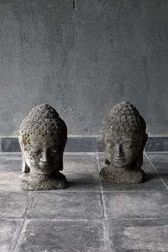 Stone Buddha... We have one of these!! Love it!