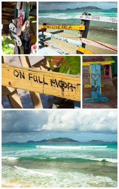 Full Moon Party at Bomba Shack - less than 5 minutes from from #frenchmansbvi