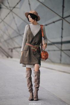 Grafea 包包,时尚 街拍 百搭 潮流 博主 兔子包 水桶包 #moda #derisırtçanta #blog #tarz #seyahat