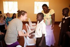 Choosing the One You Least Expect, love this post from Emily Freeman! #compassionbloggers in #Uganda