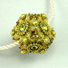 Wonderful beaded things by Laura Mc Cabe | Beads Magic