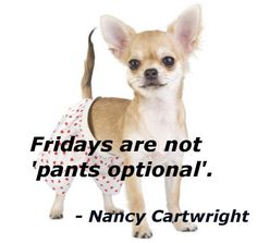 Friday's!!!