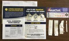 Free AquaChek Clean & Healthy Water Test Strips #freestuff #freebies #samples #free