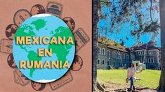 Mexicanas por el Mundo🌎|Mexicana en Rumania🇷🇴|Conoce Rumania|#UnaMexicanaenRumania #ChoqueCultural🇷🇴 - YouTube Youtube, Culture Shock, World, New Girl, Romania, Ireland, Mexican, Youtubers, Youtube Movies