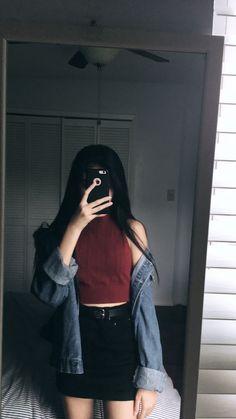 :v Park Jisung X You Start : # Fiksi remaja # amreading # books # wattpad Girl Photo Poses, Girl Photography Poses, Girl Photos, Mode Ulzzang, Ulzzang Korean Girl, Tumblr Fashion, Girl Fashion, Fashion Outfits, Cute Girl Pic